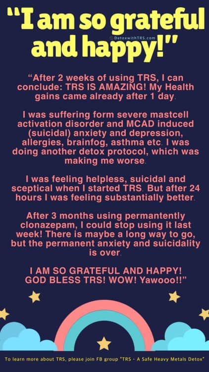 Testimonials | Success with TRS
